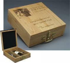 engraved box laser engraved