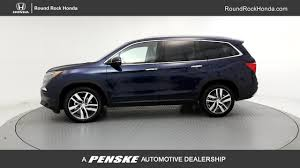 2017 new honda pilot touring 2wd at round rock honda serving