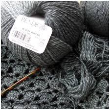 drum knitting pattern fitzbirch crafts lucille poncho
