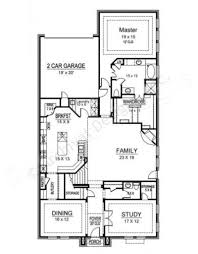 estancia house plan home plans by archival designs