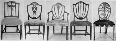 Ideas For Hepplewhite Furniture Design Hepplewhite Combined Lines And Bold Collectors