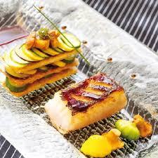 cuisiner un sandre dos de sandre caramélisé au sucre roux et pinot noir recette