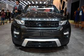 range rover concept 2012 range rover evoque convertible concept review top speed