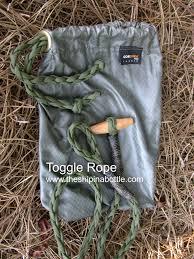 hammocks cordura r fabric toggle backpack hammocks