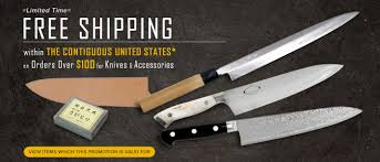 Japanese Kitchen Knives Brands by Free Shipping With Over 100 Knives Purchase Page 1 Mtc Kitchen