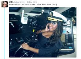 Snooki Meme - snooki as a captain jersey shore as movies know your meme
