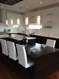 Kitchen Island With Table Extension Kitchens With Vaulted Ceilings Kitchen Island Table Pillars With