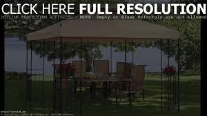Portable Gazebo Walmart by Patio Canopy Gazebo Tent Home Outdoor Decoration