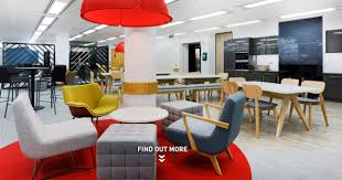 office design office fit out office refurbishment morgan lovell