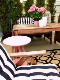 black and white striped patio cushions home design ideas