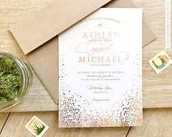 wedding invitation paper wedding invitation etsy