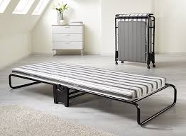 Folding Single Bed Be Advance Folding Bed With Airflow Mattress Single From