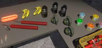 dogs horseshoes and grenades vrroom