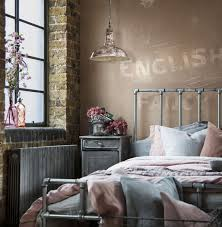 Vintage Bedroom Colours The 25 Best Industrial Chic Bedrooms Ideas On Pinterest