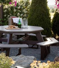 Poly Picnic Tables by Poly Furniture Classic Outdoor Sales