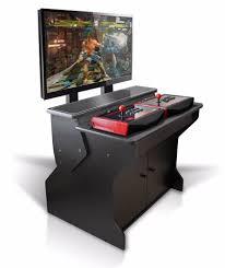 sit down arcade cabinet sit down pedestal arcade cabinet for fight sticks xtension