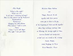 Love Quotes For Wedding Invitation Cards Wayne U0027s Wedding Poetry