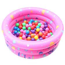 vasca da bagno circolare nuovo bambino capretti circolare addensare estate piscina per