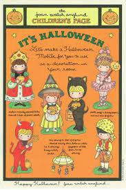 vintage halloween crafts 276 best joan walsh anglund images on pinterest holly hobbie