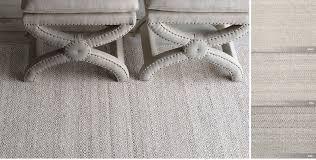 White Grey Rug Wool Rugs Rh