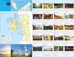 Georgetown Map Penang Tourist Map
