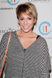 short haircuts above ears farah fath short above the ears hairstyle with wispy bangs