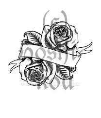 rose banner tattoo designs the best banner 2017