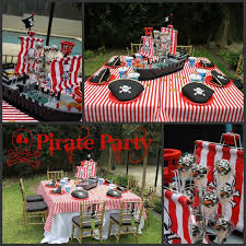 Pirate Decoration Ideas 87 Best Pirate Party Ideas Images On Pinterest Pirate Party
