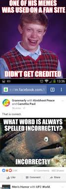 Grammarly Memes - a meme i created then posted to grammarly then they shared it