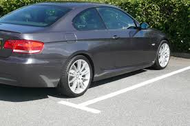 2006 bmw 325i wheel size help with wheel spacers and tyre size