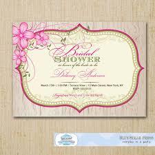 photo bridal shower invitation templates free image