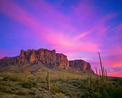 Arizona mountains images Sunset superstition mountains arizona james cowlin photographs jpg