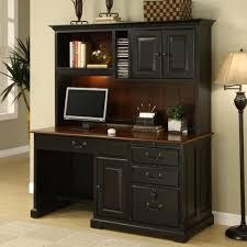 Narrow Computer Desk With Hutch Sauder Desk With Hutch Desk With Short Hutch Home Desk Furniture