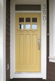 House Front Door Yellow Front Door 14 Front Door Color Ideas And Their Meanings Pro