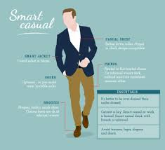 dress codes decoded smart casual