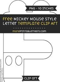 1053 best mickey mouse party printables images on pinterest