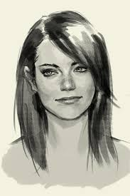 draw gwen stacy drawing digital painting tutorials