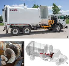 demand grows for food waste collection trucks biocycle biocycle