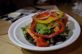 cuisine à la plancha ค น วสล ดผ กรวม quinoa with mixed green with citrus vinaigrette ร าน