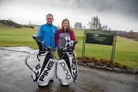 how did the scottish men plait and club their hair new ping mixed event for scottish club golfers offers gleneagles