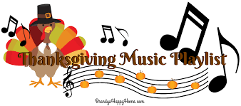 thanksgiving playlist