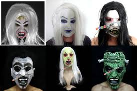 compare prices on scary mask designs online shopping buy low