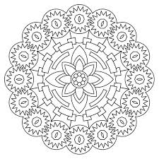 76 mandalas images drawings coloring