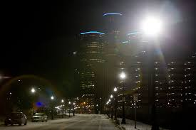 the lights are on in detroit the new york times
