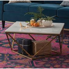 wayfair marble coffee table willa arlo interiors berberia marble coffee table reviews wayfair ca