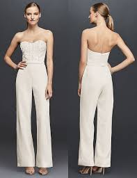 wedding dress jumpsuit 9 summer wedding dresses that are for this heat