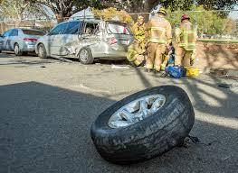 pregnant woman among 3 injured in fullerton multi vehicle crash