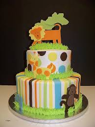 jungle theme baby shower cake baby shower cakes best of unique baby shower cakes for