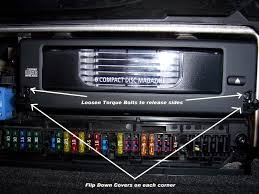 diy ipod most adapter install in 2006 m5 bmw m5 forum and m6 forums