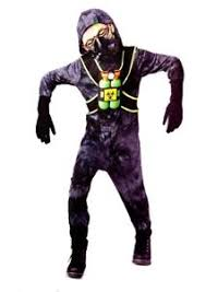 Light Halloween Costumes Hazmat Costume Ebay